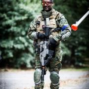 Gaijin Ichizoku. Operation Grim Reaper, 2013 Foto's by: © www.johnnyvanbergen.nl www.airsofters.nl