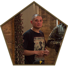 Rico_Pentagon Profile_Gaijin